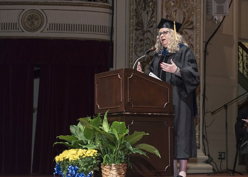 rachel levine giving address