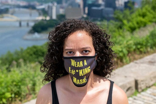 """Masks And Much More: Public Health In The Time Of COVID-19"" / PITTSBURGH-CURRENT"