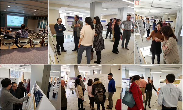 Biostatistics Research Day 2019 - photos