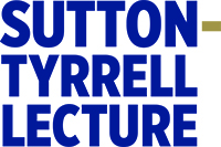 Sutton-Tyrrell Lecture logo