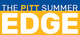The Pitt Summer Edge (logo)