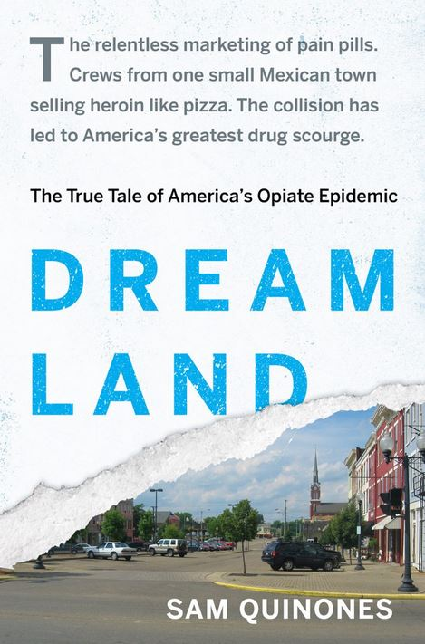 Dreamland book cover